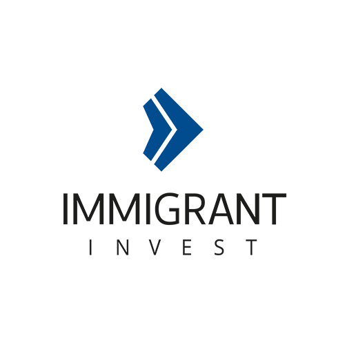 Immigrant Invest logo