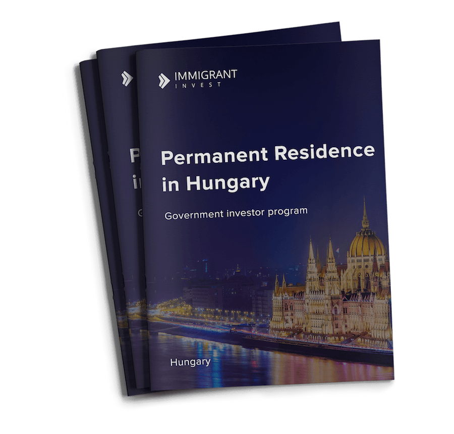 Permanent residency in Hungary by investment