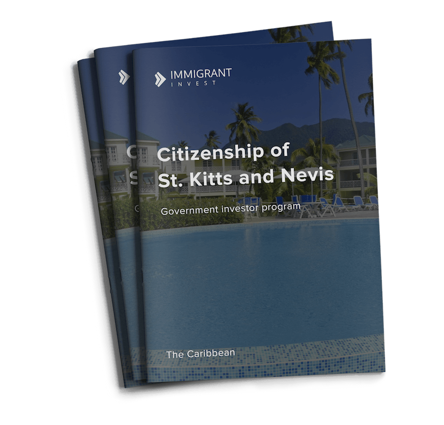 Citizenship of St. Kitts and Nevis
