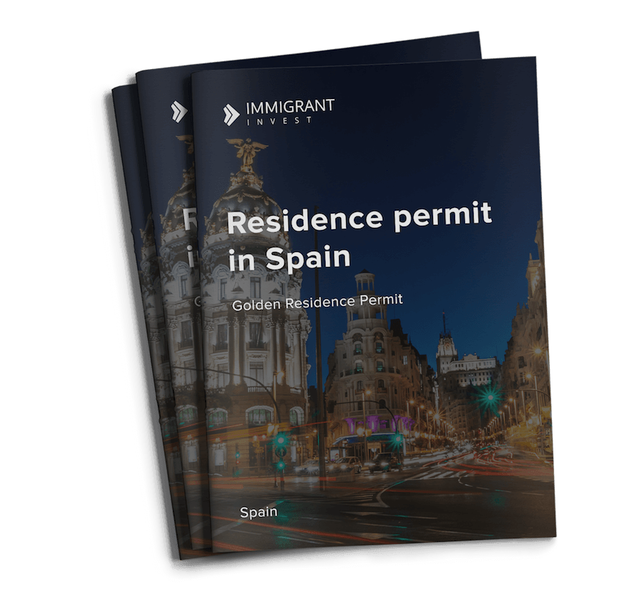 Residence in Spain by Investment
