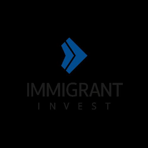 Immigrant Invest logo