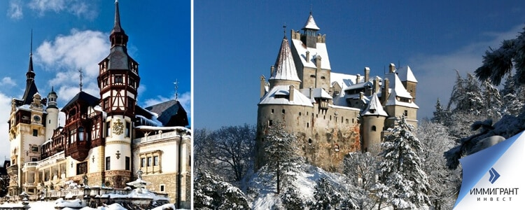 Зимний отдых в Румынии